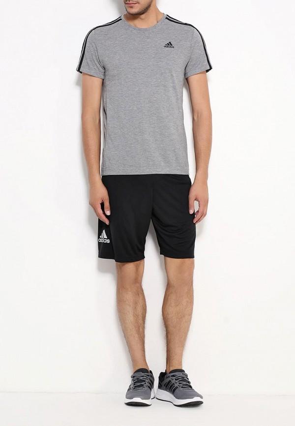 Мужские спортивные шорты Adidas Performance (Адидас Перфоманс) AZ1851: изображение 2