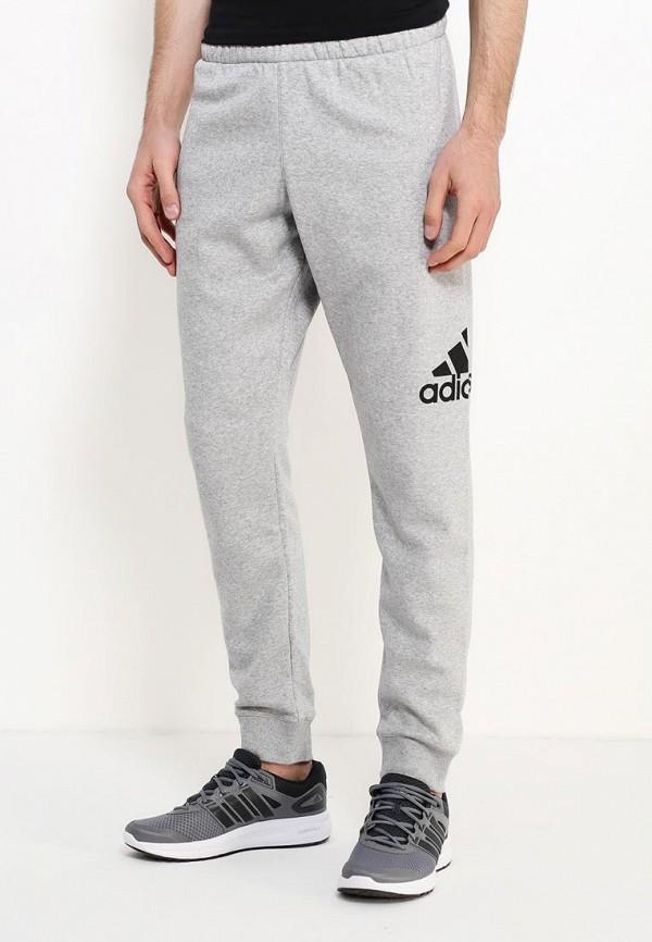 Мужские спортивные брюки Adidas Performance (Адидас Перфоманс) AB6528: изображение 3