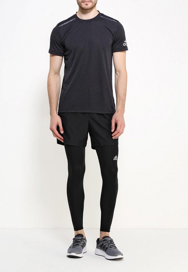 Спортивная футболка Adidas Performance (Адидас Перфоманс) AJ0963: изображение 3