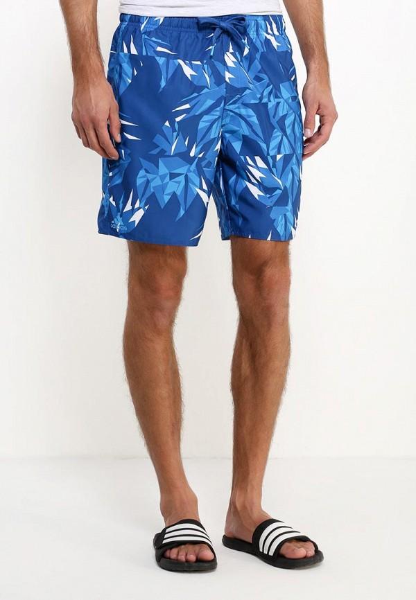Мужские шорты для плавания Adidas Performance (Адидас Перфоманс) AJ5596: изображение 3