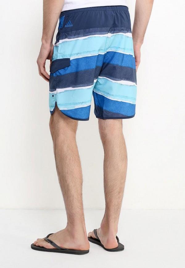 Мужские шорты для плавания Adidas Performance (Адидас Перфоманс) AJ5604: изображение 4