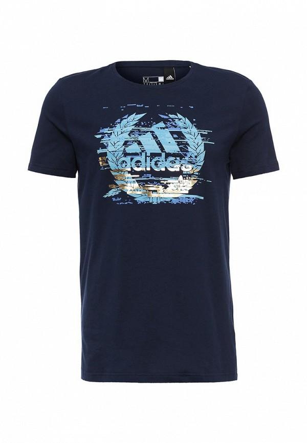 Спортивная футболка Adidas Performance (Адидас Перфоманс) AY7200: изображение 2