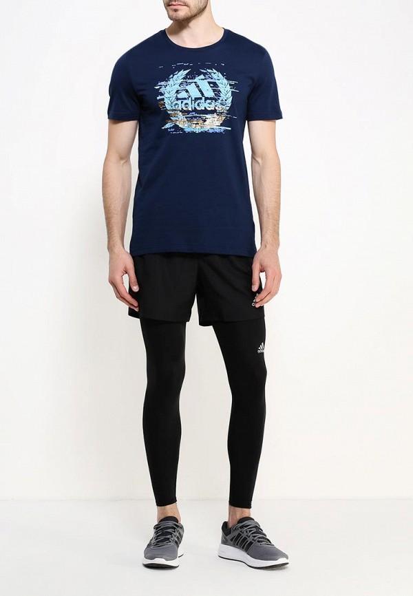 Спортивная футболка Adidas Performance (Адидас Перфоманс) AY7200: изображение 3