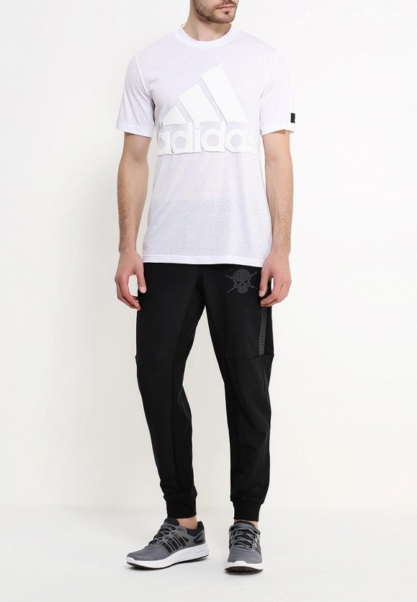 Мужские спортивные брюки Adidas Performance (Адидас Перфоманс) AZ1283: изображение 2