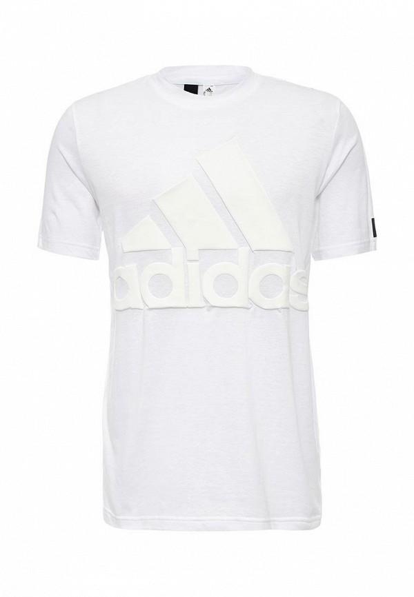 Спортивная футболка Adidas Performance (Адидас Перфоманс) B48046: изображение 2