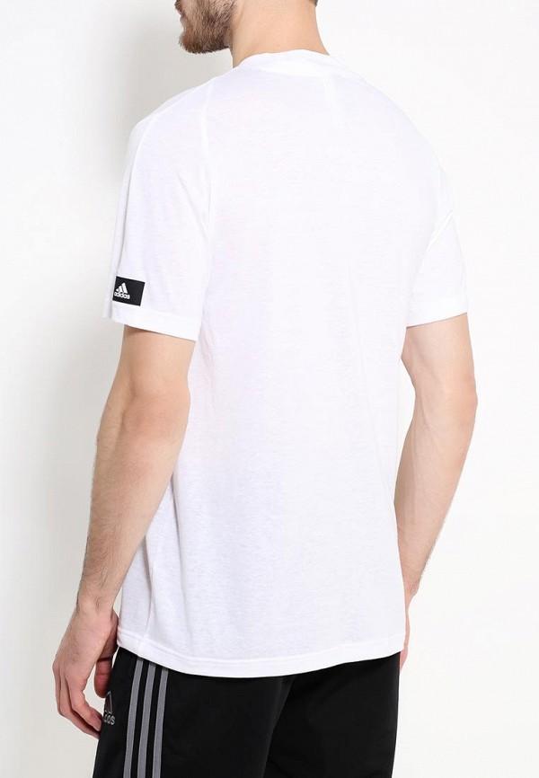 Спортивная футболка Adidas Performance (Адидас Перфоманс) B48046: изображение 5