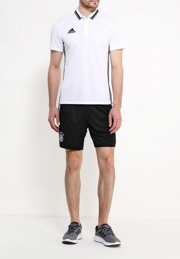 Мужские спортивные шорты Adidas Performance (Адидас Перфоманс) AA0143: изображение 2
