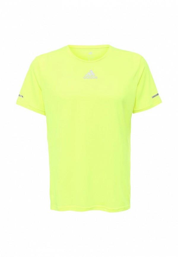 Спортивная футболка Adidas Performance (Адидас Перфоманс) AA5770: изображение 1