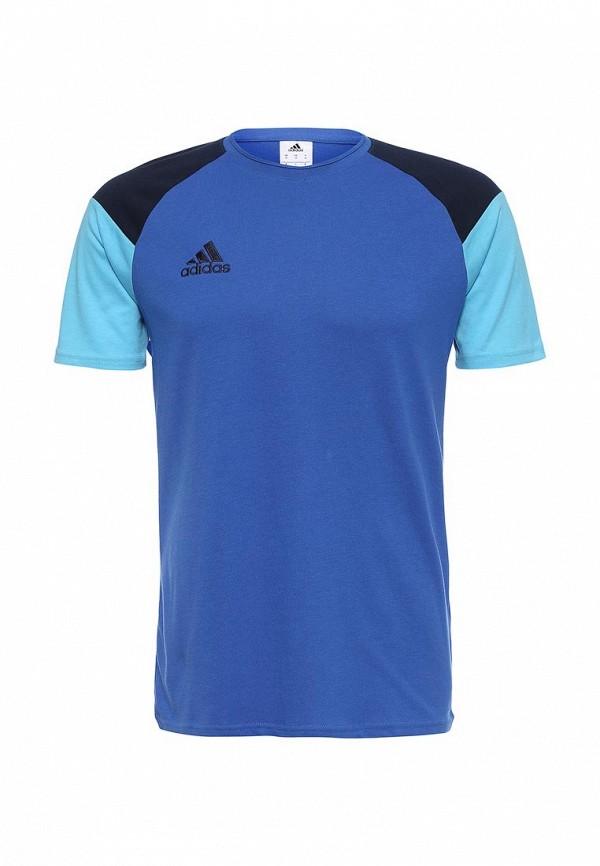 Футболка с коротким рукавом Adidas Performance (Адидас Перфоманс) AB3153: изображение 1