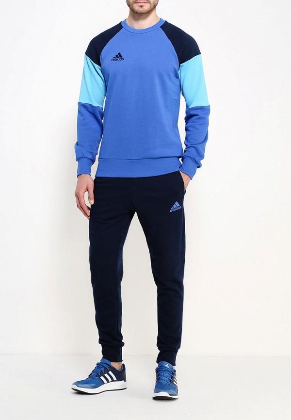 Мужские спортивные брюки Adidas Performance (Адидас Перфоманс) AB3156: изображение 2