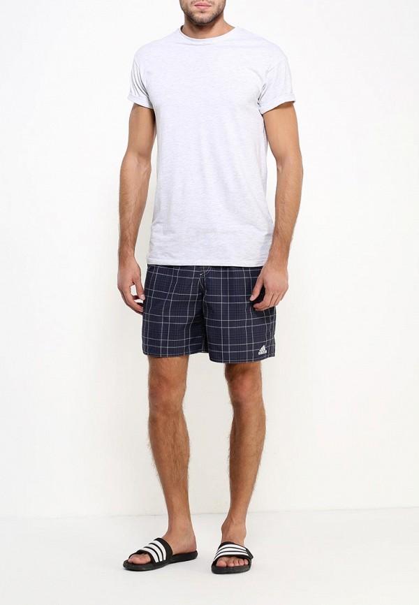 Мужские шорты для плавания Adidas Performance (Адидас Перфоманс) AB5642: изображение 2