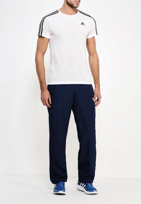 Мужские спортивные брюки Adidas Performance (Адидас Перфоманс) AB7085: изображение 2