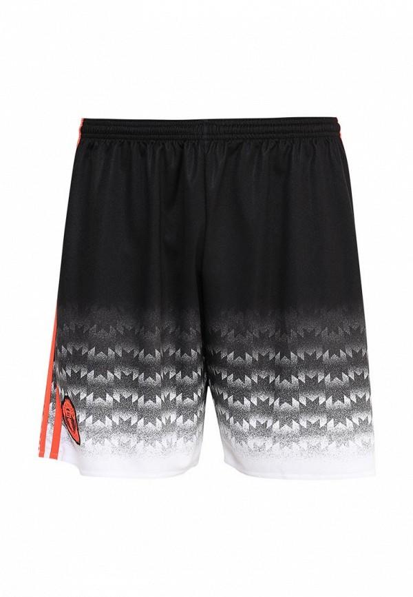 Мужские спортивные шорты Adidas Performance (Адидас Перфоманс) AC1450: изображение 1