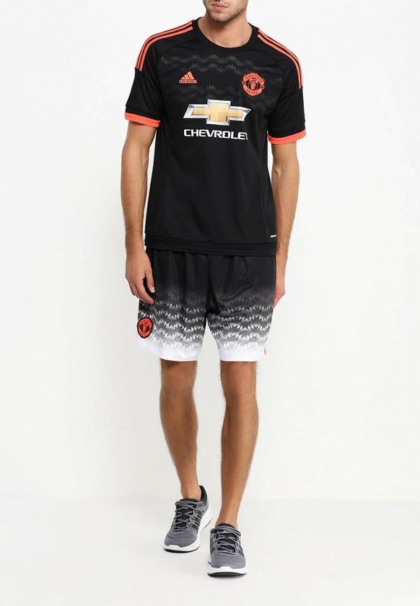 Мужские спортивные шорты Adidas Performance (Адидас Перфоманс) AC1450: изображение 2
