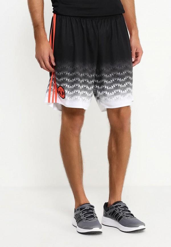 Мужские спортивные шорты Adidas Performance (Адидас Перфоманс) AC1450: изображение 3