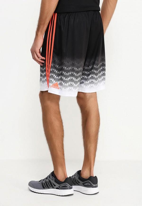 Мужские спортивные шорты Adidas Performance (Адидас Перфоманс) AC1450: изображение 4