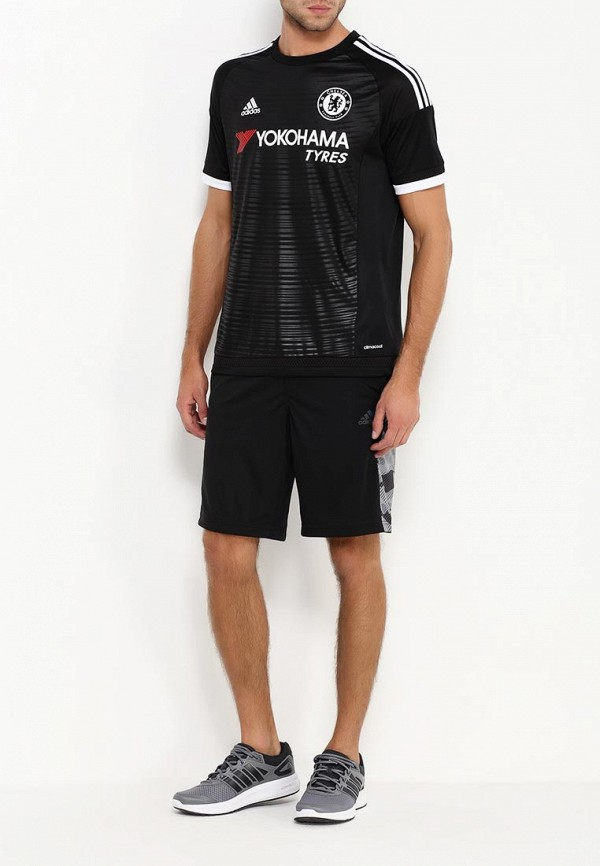 Спортивная футболка Adidas Performance (Адидас Перфоманс) AH5113: изображение 2