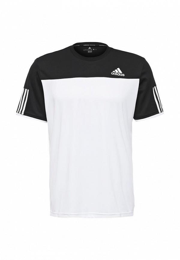 Футболка с коротким рукавом Adidas Performance (Адидас Перфоманс) AI0730: изображение 1