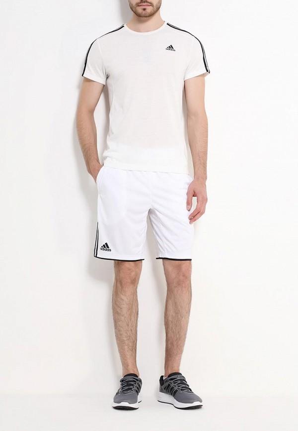 Мужские спортивные шорты Adidas Performance (Адидас Перфоманс) AI0732: изображение 2