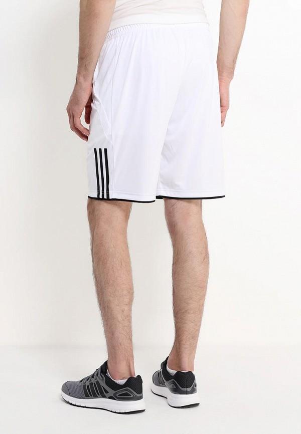 Мужские спортивные шорты Adidas Performance (Адидас Перфоманс) AI0732: изображение 4