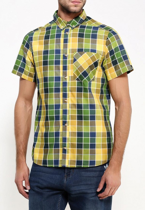 Рубашка с коротким рукавом Adidas Performance (Адидас Перфоманс) AI2215: изображение 3