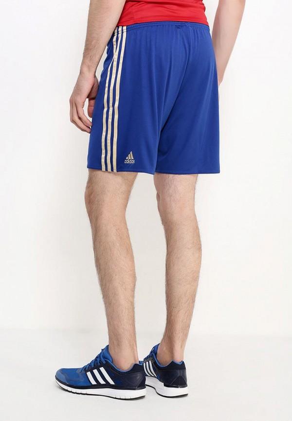 Мужские спортивные шорты Adidas Performance (Адидас Перфоманс) AI7811: изображение 4