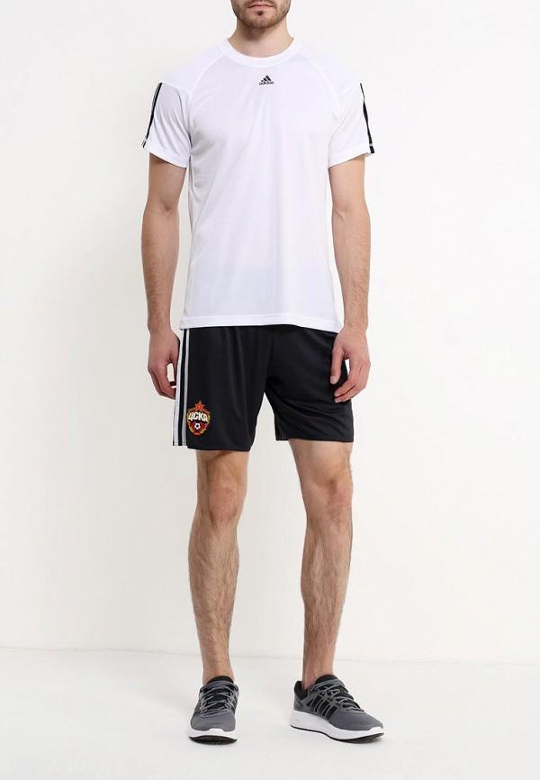 Мужские спортивные шорты Adidas Performance (Адидас Перфоманс) AI7813: изображение 2