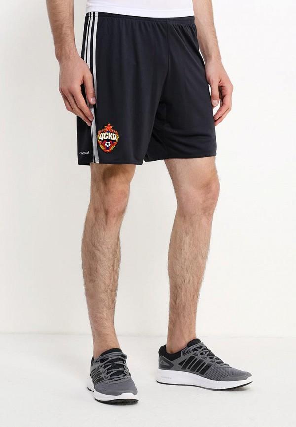 Мужские спортивные шорты Adidas Performance (Адидас Перфоманс) AI7813: изображение 3