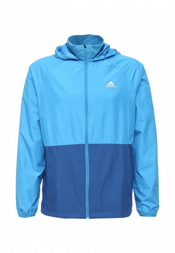 Ветровка Adidas Performance (Адидас Перфоманс) AJ3650