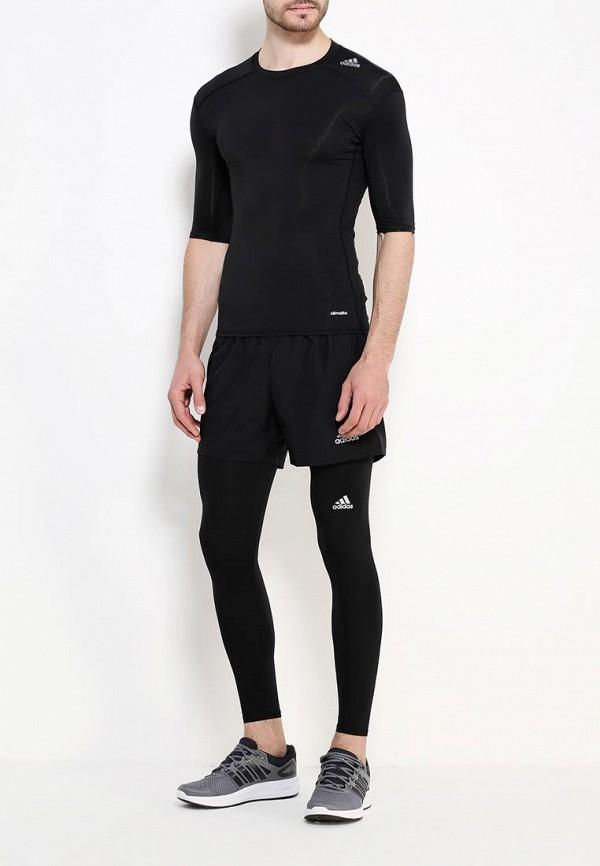 Спортивная футболка Adidas Performance (Адидас Перфоманс) AJ4966: изображение 2