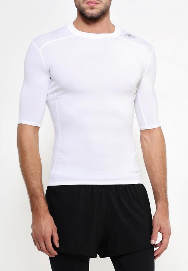 Спортивная футболка Adidas Performance (Адидас Перфоманс) AJ4967: изображение 3