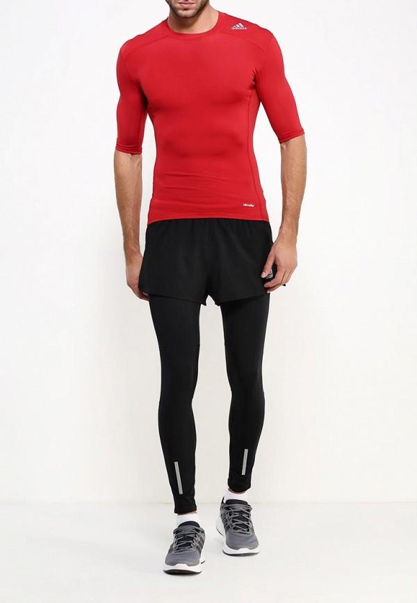 Спортивная футболка Adidas Performance (Адидас Перфоманс) AJ4968: изображение 2