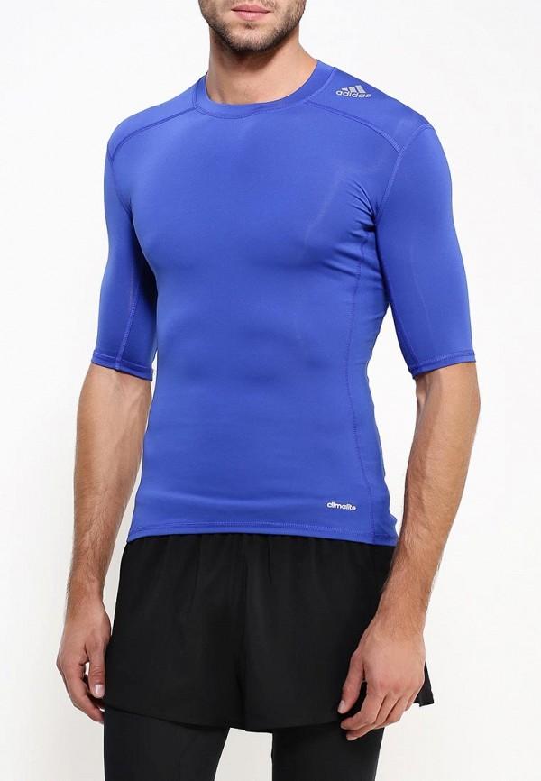 Спортивная футболка Adidas Performance (Адидас Перфоманс) AJ4972: изображение 3
