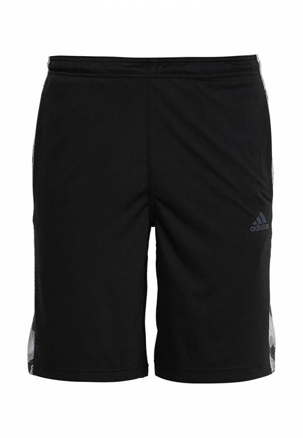 Мужские спортивные шорты Adidas Performance (Адидас Перфоманс) AJ5523: изображение 1