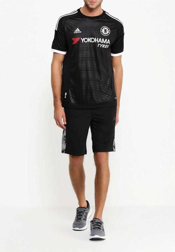 Мужские спортивные шорты Adidas Performance (Адидас Перфоманс) AJ5523: изображение 2