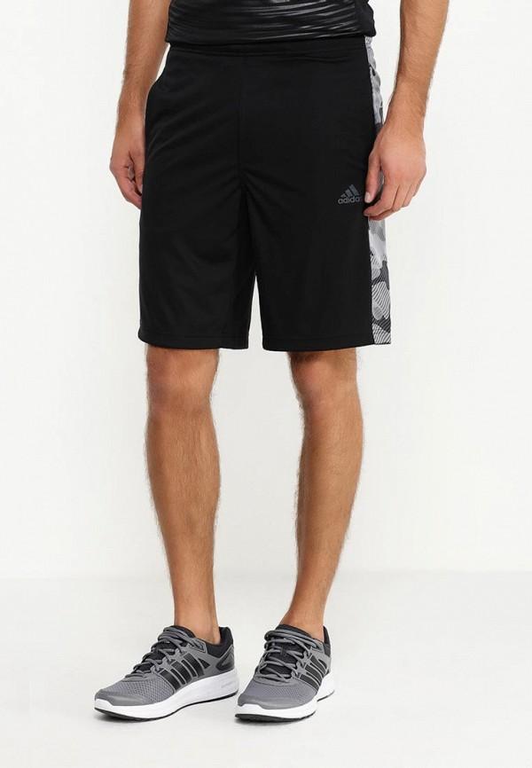 Мужские спортивные шорты Adidas Performance (Адидас Перфоманс) AJ5523: изображение 3