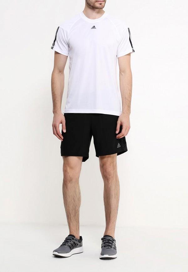 Спортивная футболка Adidas Performance (Адидас Перфоманс) AJ5745: изображение 3