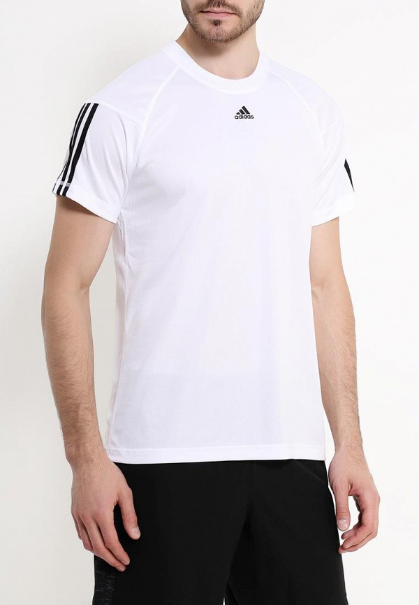 Спортивная футболка Adidas Performance (Адидас Перфоманс) AJ5745: изображение 4