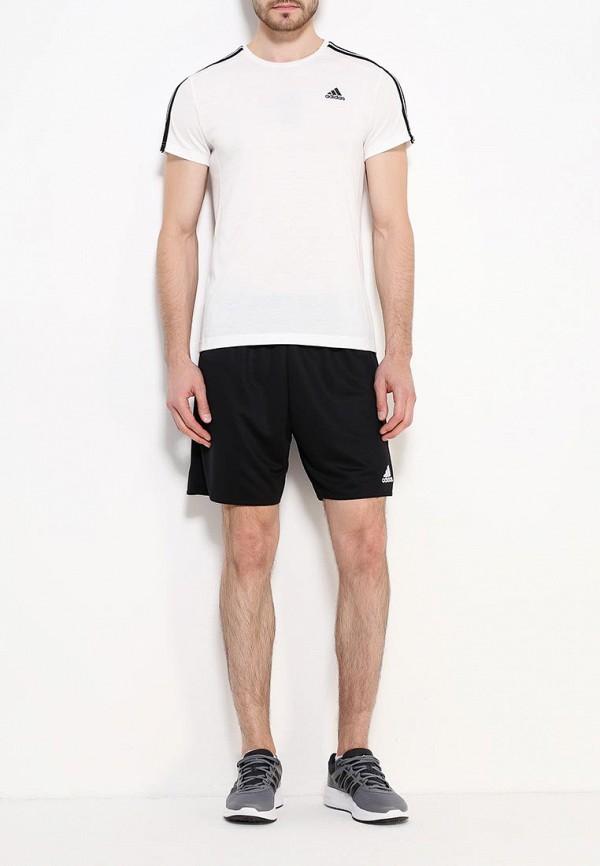 Мужские спортивные шорты Adidas Performance (Адидас Перфоманс) AJ5880: изображение 2