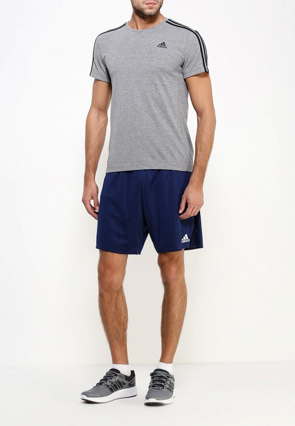 Мужские спортивные шорты Adidas Performance (Адидас Перфоманс) AJ5883: изображение 2