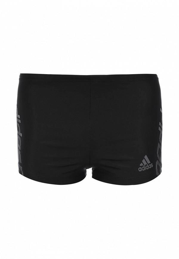Мужские плавки Adidas Performance (Адидас Перфоманс) AJ8385: изображение 1