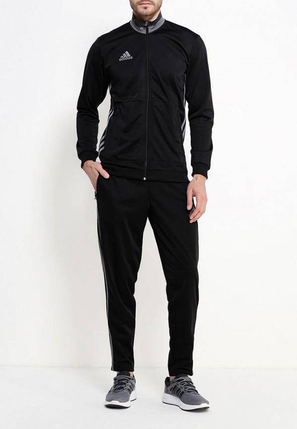 Спортивный костюм Adidas Performance (Адидас Перфоманс) AN9831: изображение 3
