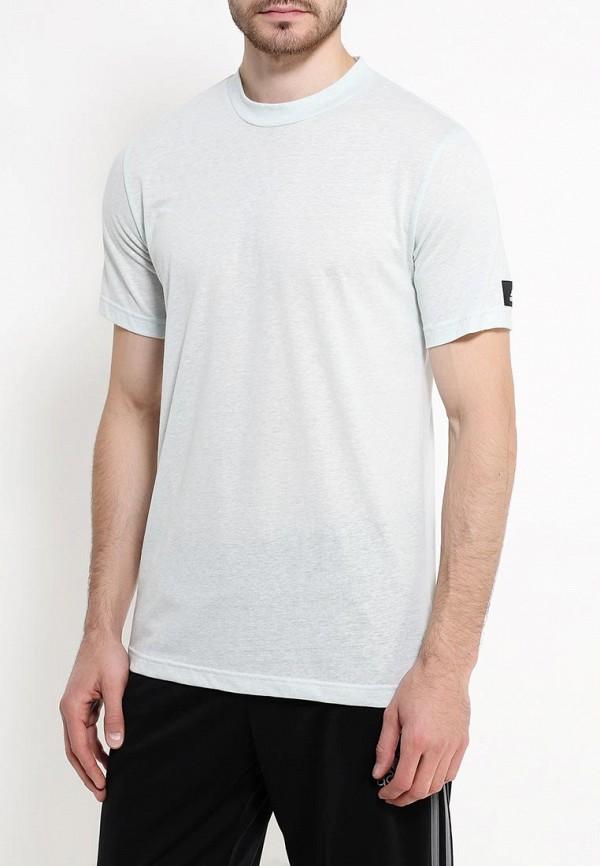 Спортивная футболка Adidas Performance (Адидас Перфоманс) AY1685: изображение 4