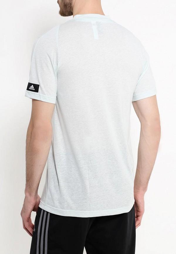 Спортивная футболка Adidas Performance (Адидас Перфоманс) AY1685: изображение 5