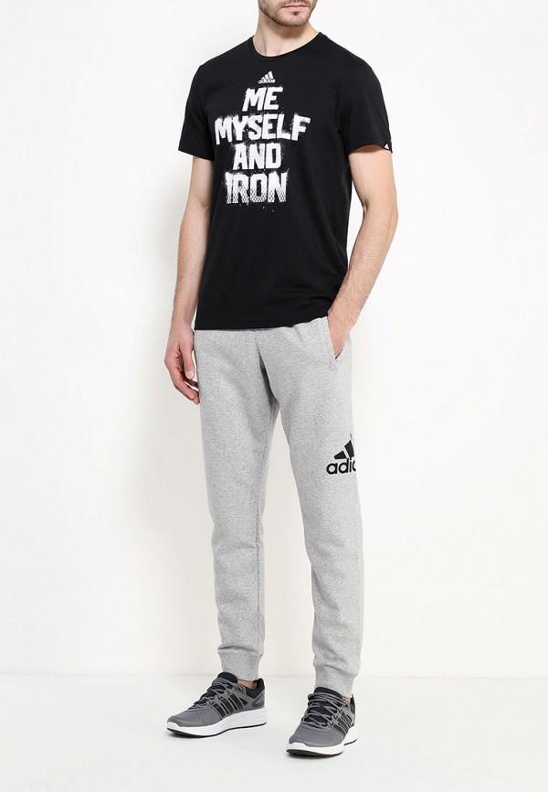 Спортивная футболка Adidas Performance (Адидас Перфоманс) AY6932: изображение 2