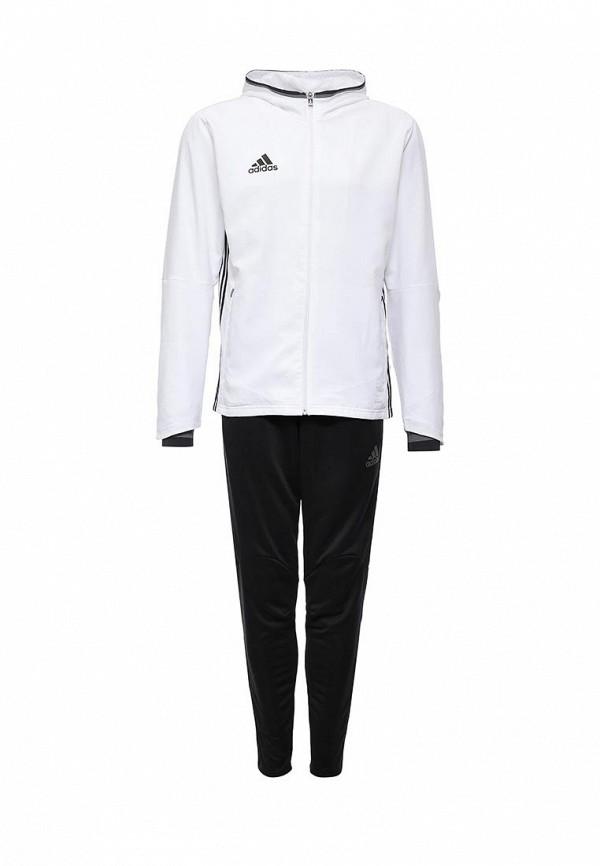 Спортивный костюм Adidas Performance (Адидас Перфоманс) S93520: изображение 1