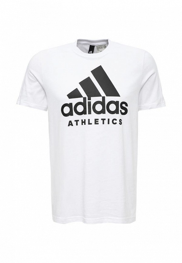 Футболка adidas Performance adidas Performance AD094EMUOH99 брюки спортивные adidas performance adidas performance ad094ewuof95