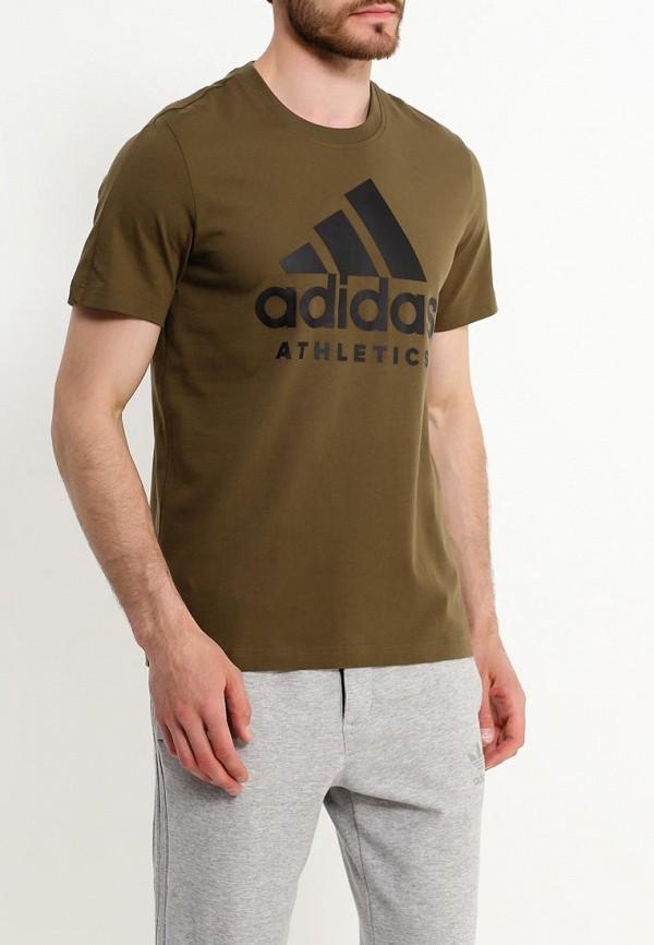 Футболка adidas adidas AD094EMUOI03