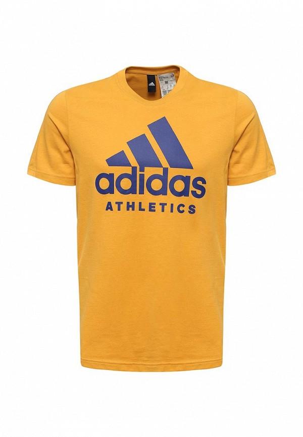 Футболка adidas Performance adidas Performance AD094EMUOI05 adidas performance adidas performance ad094auhfs83