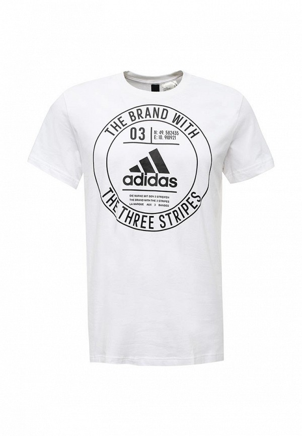 Футболка adidas Performance adidas Performance AD094EMUOI12 футболка adidas футболка condivo 12